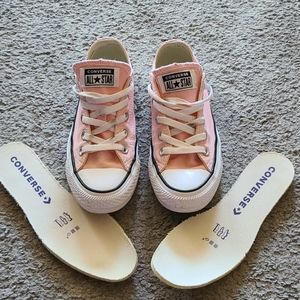 CONVERSE ALL STAR LOW PINK